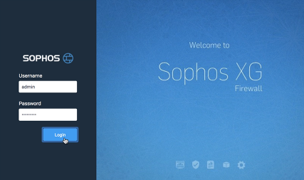 Sophos XG Firewall