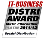 DISTRI AWARD - Most Preferred Platin 2011/2012